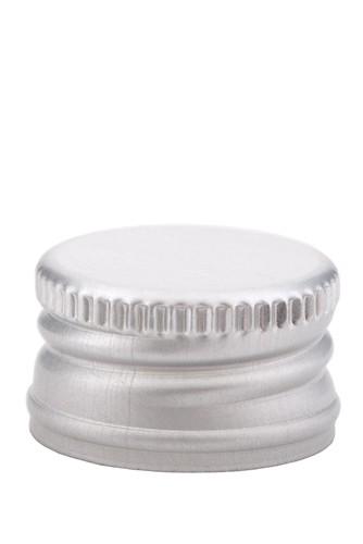 Schraubverschluss PP28 silber