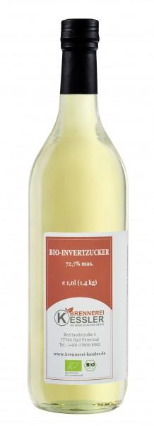 Brennerei Kessler - BIO-Invertzucker 1 Liter