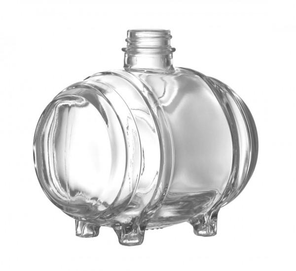 Faßflasche 500ml - GCMI400/28 Schraubmündung